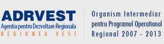 AdrVest – Agentia pentru Dezvoltare Regionala Regiunea Vest