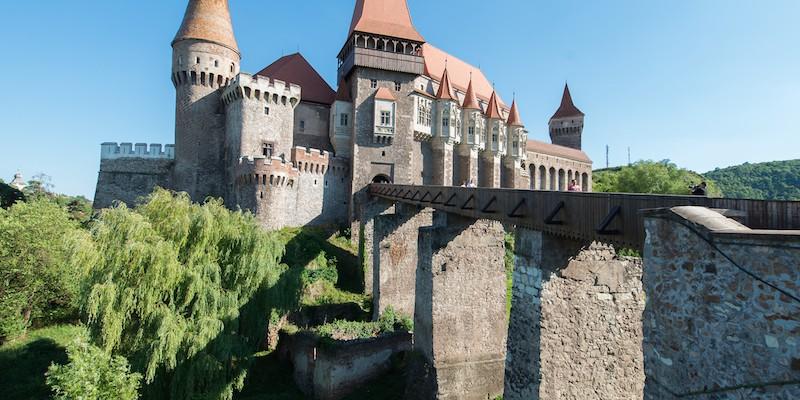 Castelul Corvinilor_Judetul Hunedoara