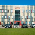 Centru de afaceri Maris, Arad