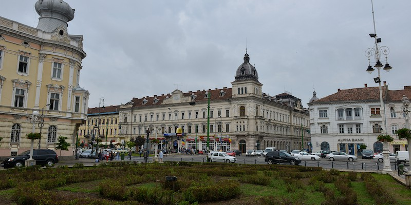 Centrul Aradului_judetul arad