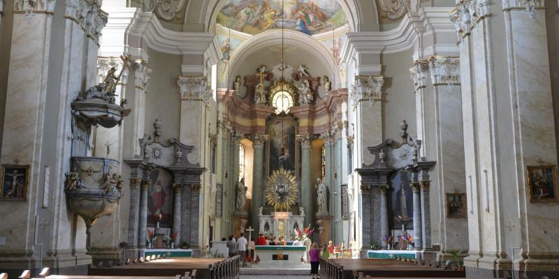 Maria Radna_Episcopia TimisoaraRomano-Catolica