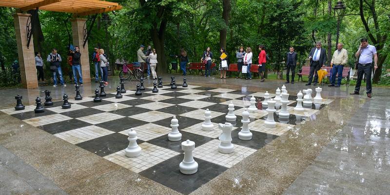 Parc Municipal Cetate_Primaria Deva