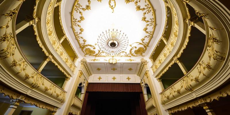 Teatrul Vechi Oravita, jud CS
