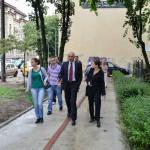 Turul cu reprezentantii mass-media la proiecte finantate prin Regio-POR_Judetul Timis_22 iulie 2014