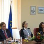 Vizita doamnei ambasador Tove Bruvik Westberg - Norvgia_19.02.2015